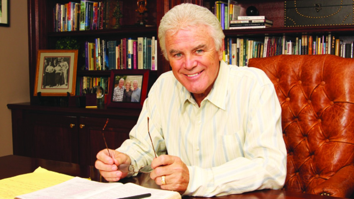 Word For Today with Bob Gass on DStv Channel 343