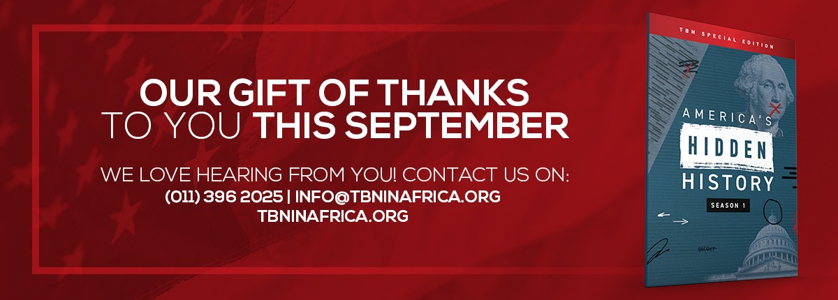 TBN in Africa on DStv channel 343