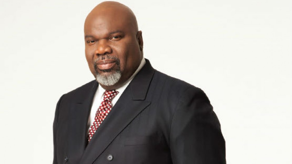 The Potter's Touch with TD Jakes on DStv Channel 343